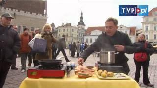 Makłowicz w podróży: Estonia - Tallin
