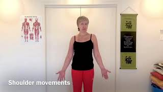 Everyone need to know how to move the shoulders