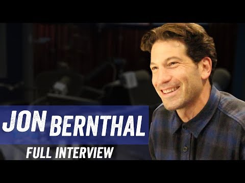 Jon Bernthal - Kevin Spacey, Directors, Being Killed off 'The Walking Dead' - Jim & Sam