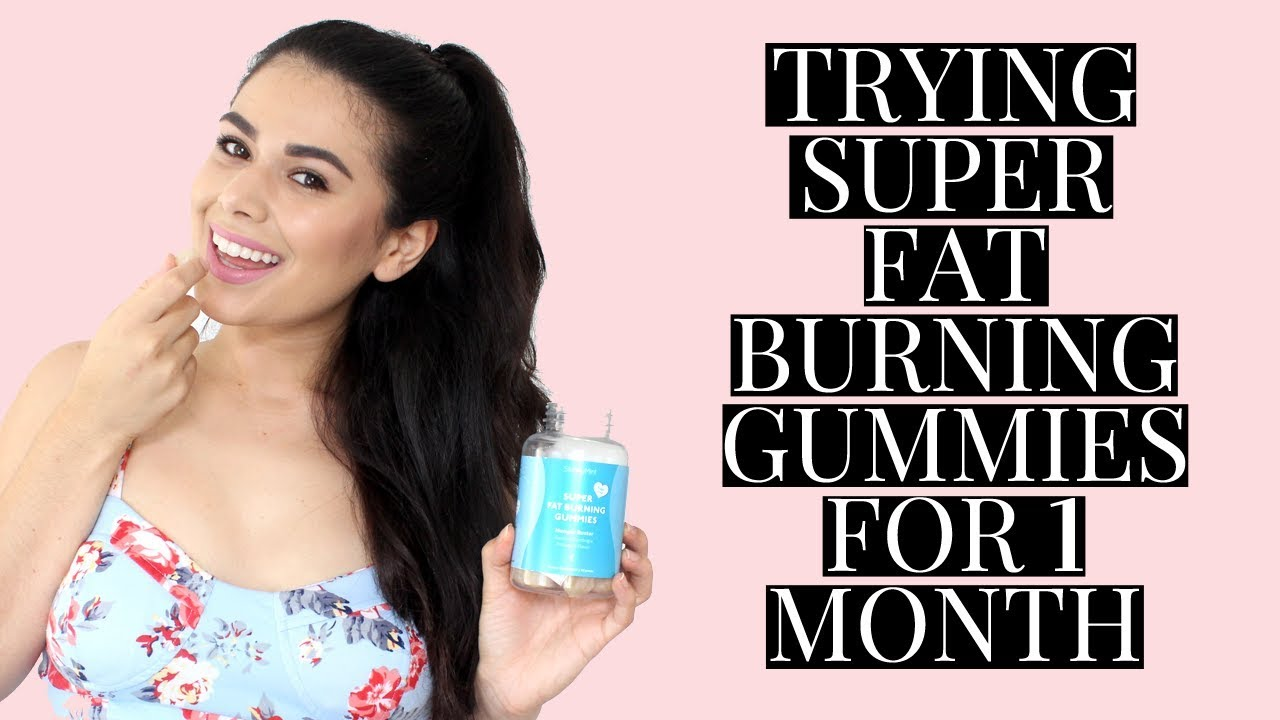 I Tried Skinnymint Super Fat Burning Gummies Review Results