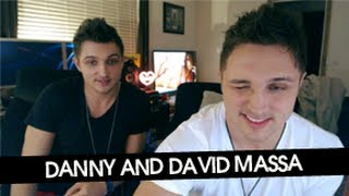 Trey Songz - Heart Attack Medley Danny and David Cover