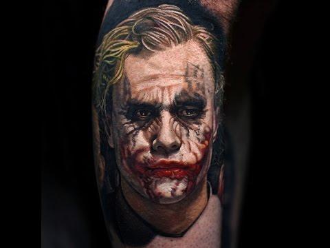 nikko hurtado realistic tattoo youtube