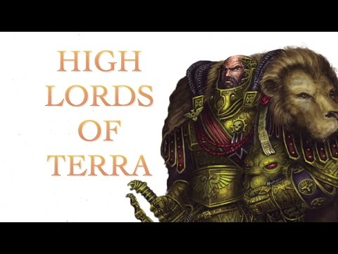 40 Facts and Lore on the High Lords of Terra Warhammer 40K
