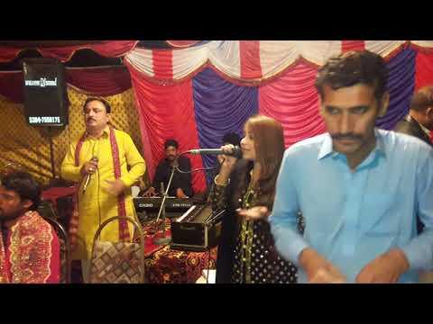 nazeer Khan lashari  ambar Malik zabardust shadi program 03017464272