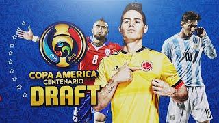 FUT DRAFT COPA AMÉRICA !!!