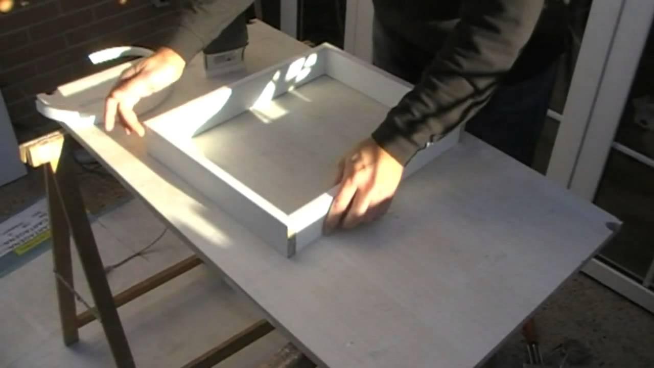 Como hacer una tapa cubre cuadro el ctrico youtube - Cubre cuadro electrico ...