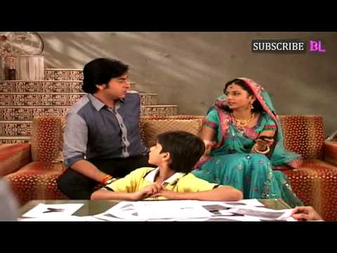 On location of serial Balika Vadhu - Election special | Part 2