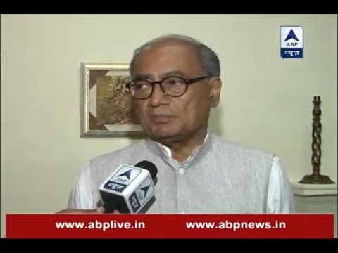 Govt should release surgical strike video to maintain Indian Army's credibility: Digvijaya Singh