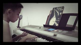 the scientist - coldplay (keyboard cover by bayu)