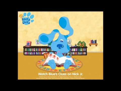 Blue's Clues Theme Song Original(steve)