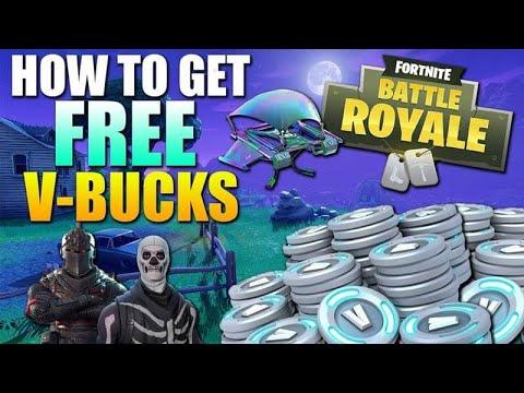 Earn Free Gift Cards and V-Bucks for free || Fortnite ...