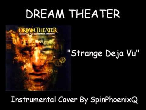 DREAM THEATER - Strange Deja Vu - Instrumental cover