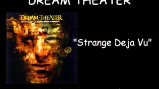 DREAM THEATER - Strange Deja Vu - Instrumental cover