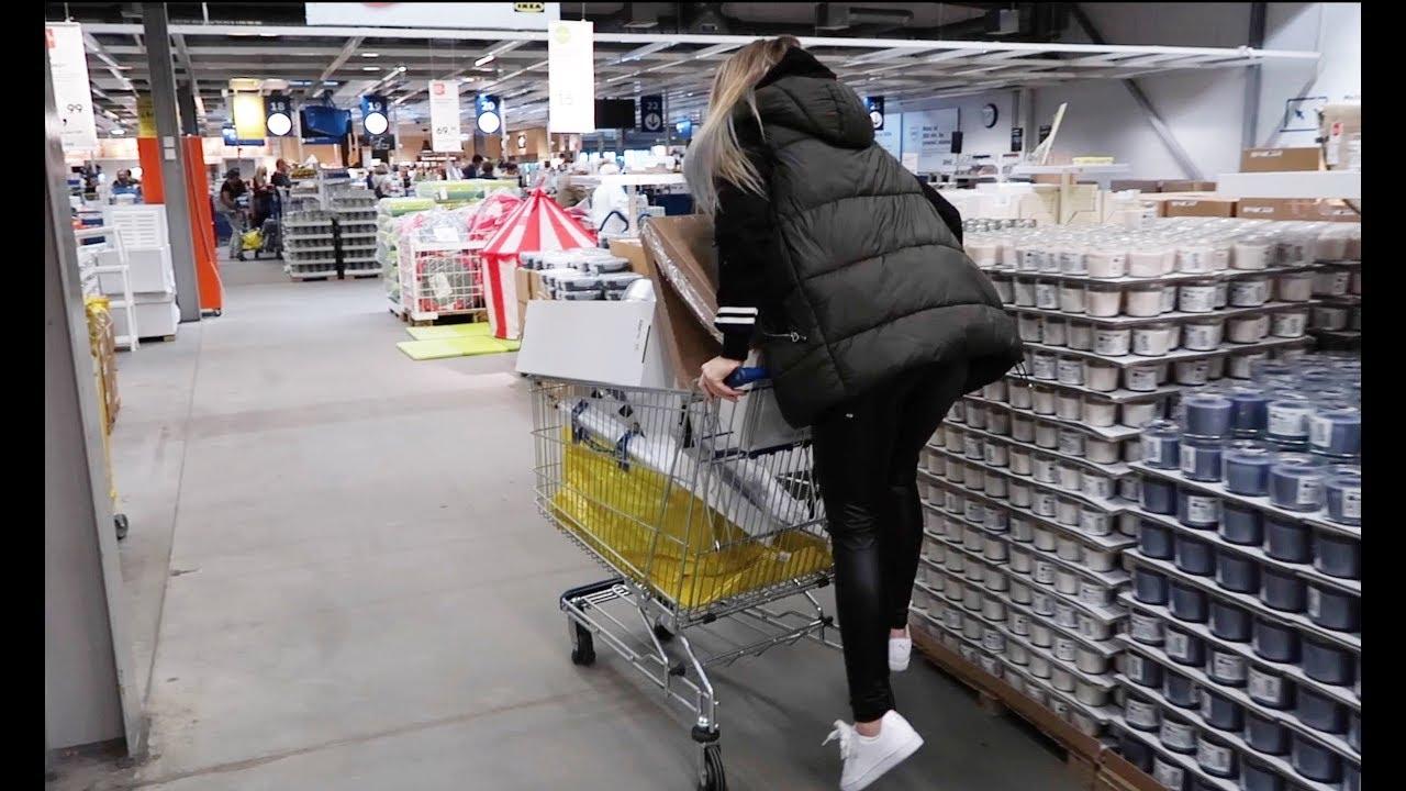 CO KUPIŁYŚMY W IKEA? | Olciiak