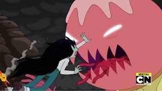 Поцелуй Принцессы Бубльгум и Марселин в финальной серии|Время приключений|Adventure time|finally