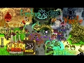 Kingdom Rush Frontiers [TD] - all SIX bosses + Save File