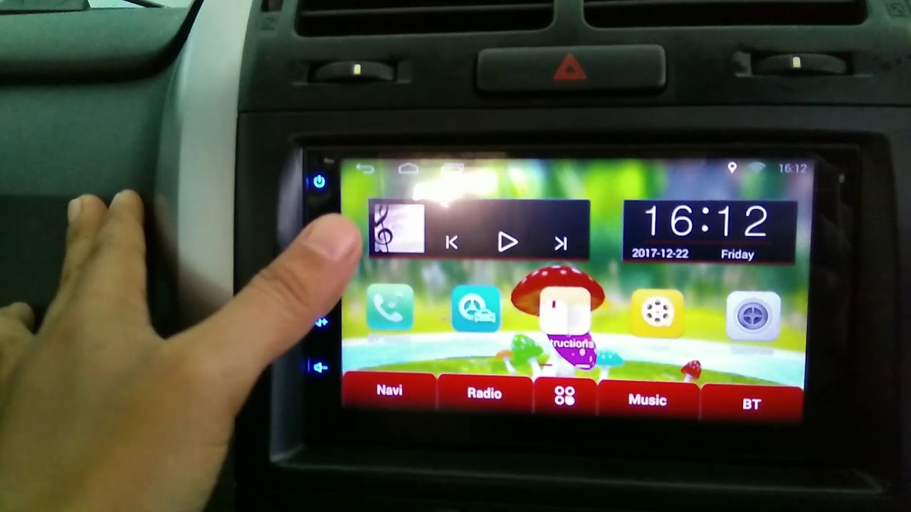 Review mtech mm 8803 | Head unit Android untuk mobil | RieNDya Family