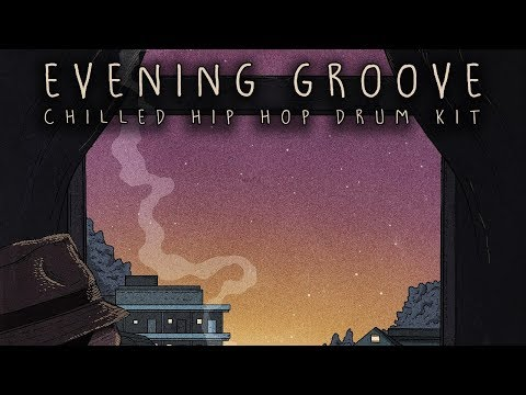 Chill Hip-Hop samples - Evening Groove