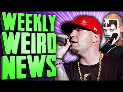 Insane Clown Posse vs Limp Bizkit: WTF is Happening? - Weekly Weird News Mp3