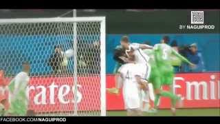 Algeria World Cup 2014 - All Goals Highlights & Best Moments