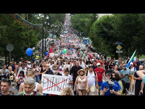 ⭕️ Хабаровчане отвечают репрессиям