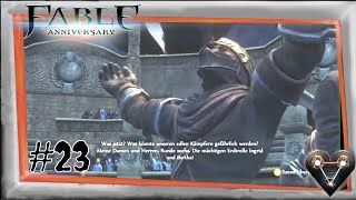 Fable #23 Champion der Arena / Gameplay / German