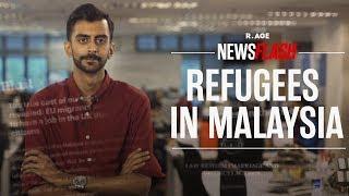 How Malaysia treats its refugees | NEWSFLASH