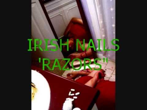 IRISH NAILS RAZORS