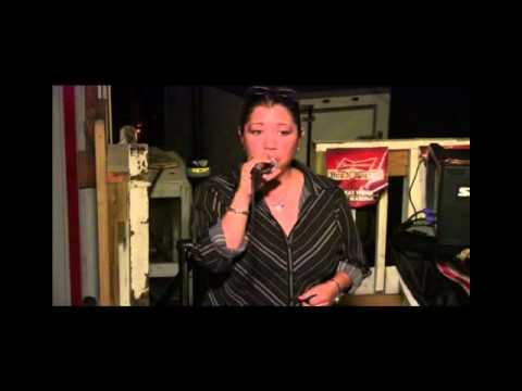Tiffany Cross Track - Karaoke - August 24, 2012
