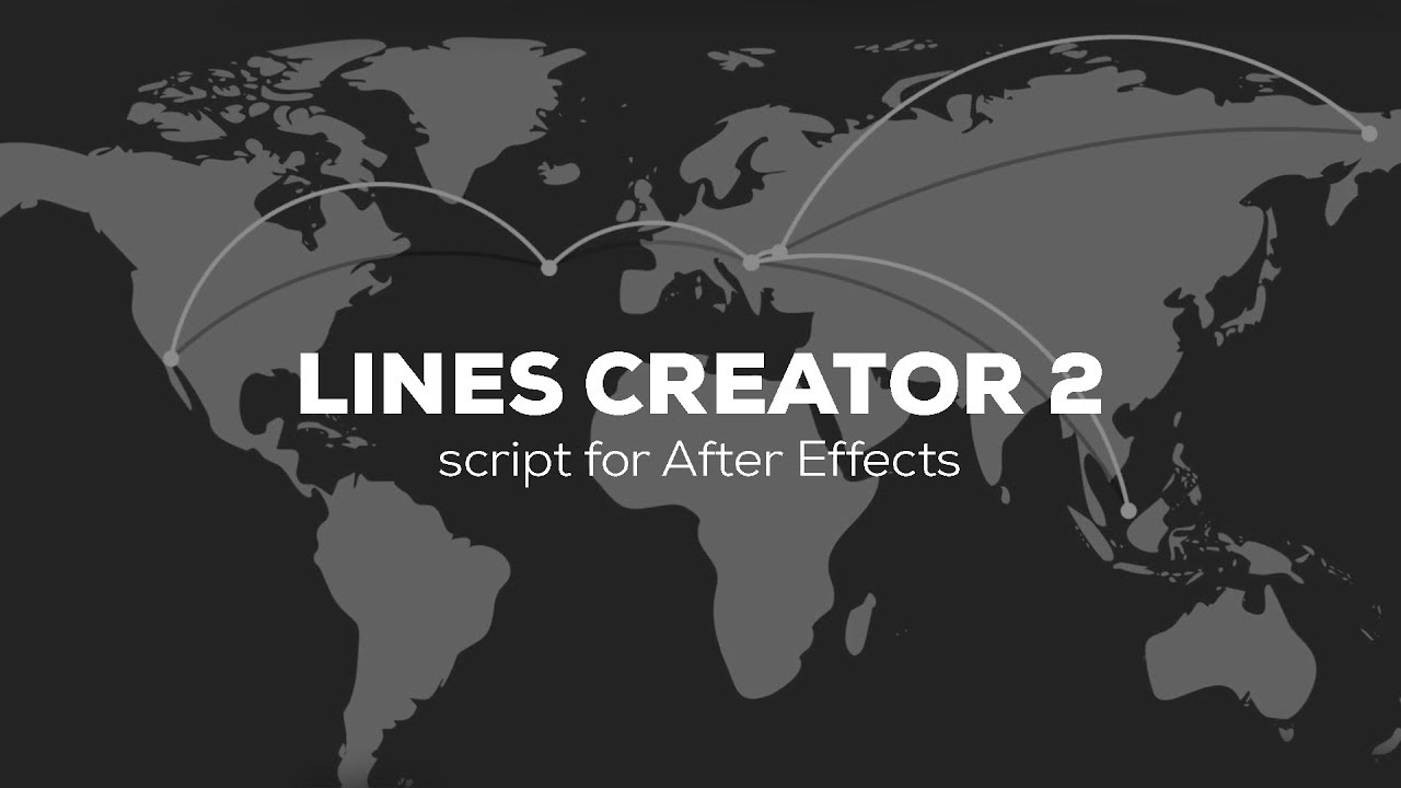 AE Sweets - Lines Creator for After Effects