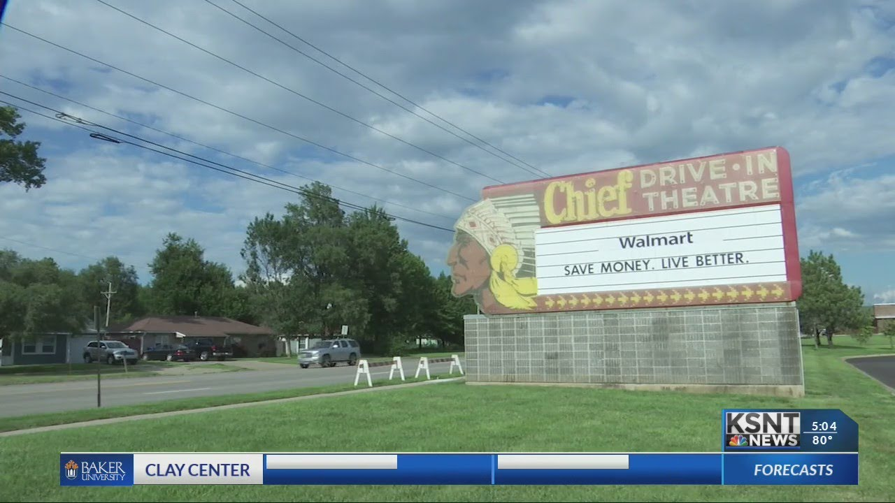 Walmart Announces Dates Free Tickets For Topeka Parking Lot Drive In Theaters Youtube
