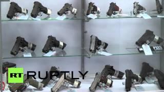 USA: Ferguson GUN sales grow as Darren Wilson verdict looms
