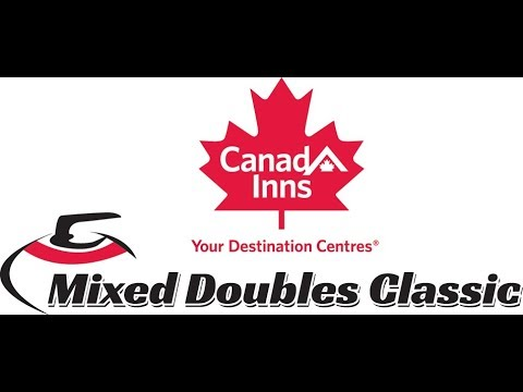 CanadInns Mixed Doubles Classic - Saturday 11 AM Draw -Curling Champions Tour