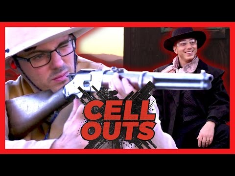 WESTWORLD IN REAL LIFE (Cell Outs)