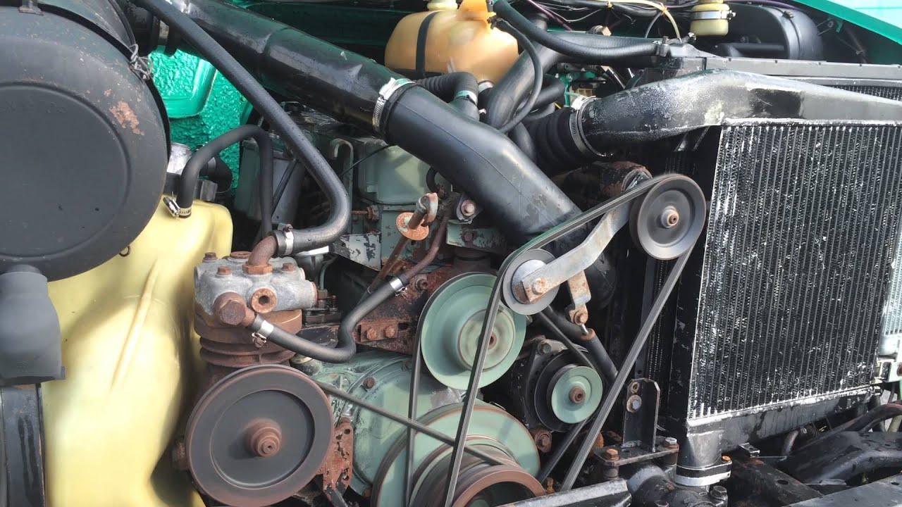 Unimog For Sale >> 210HP OM366LA UNIMOG ENGINE CONVERSION KIT FOR SALE ...