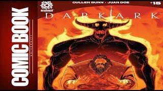 Dark Ark #15 | COMIC BOOK UNIVERSITY