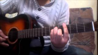 Tose Proeski-Loso ti stoi/Lose ti stoji  Acoustic Cover  Guitar cover Cover Akordi (cover akordi)