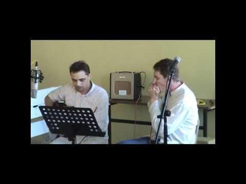 """Clement Haumont et  Nicolas Fouquet  """"Impro blues"""""""