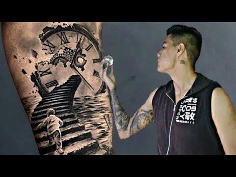 Significado De Los Relojes En Los Tatuajes Cheke 97 Youtube