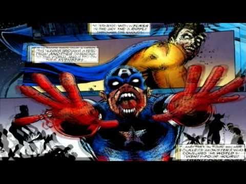 Comics: Marvel Zombies - The Beginning (Origin)