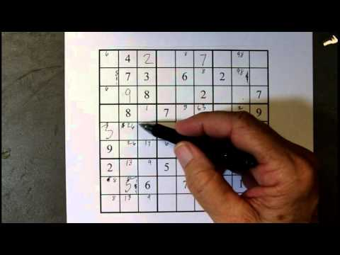 solve sudoku puzzle easy and quick