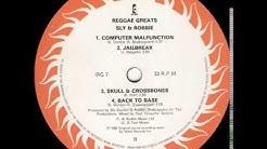 Sly & Robbie - Skull & Crossbone [Island Records 1985]