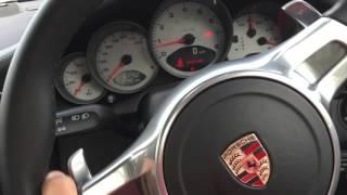 Porsche 997.2 Targa 4S Annoying Steering Squeaking