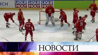Сборная России сыграет с канадцами в полуфинале чемпионата мира по хоккею.