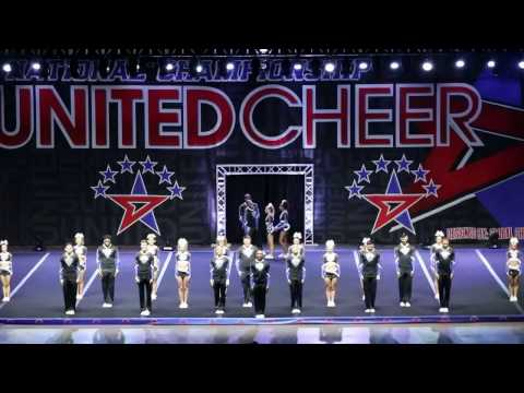 Cheer Athletics Wildcats United Cheer National Championship 2017