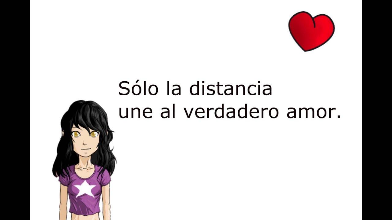 Frases Amor a distancia Parte 2