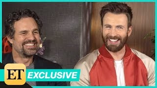 ET sat down with Evans and his co-star, Mark Ruffalo, ahead of the film's highly anticipated release. 'Avengers: Endgame' is in theaters April 26. Exclusives from ...
