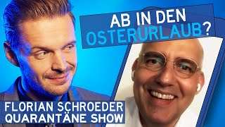 Die Corona-Quarantäne-Show vom 18.03.2021 mit Florian und Eckhard