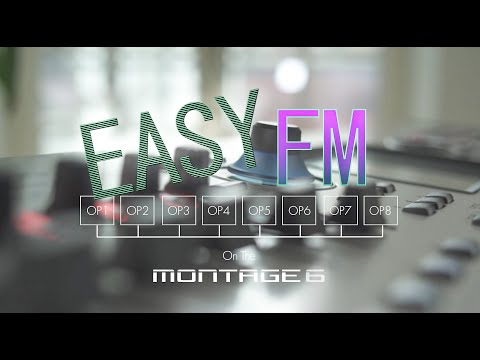 Easy FM - Part 3 - How To Make A Great FM Brass Sound