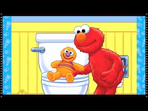 Elmo Potty Time